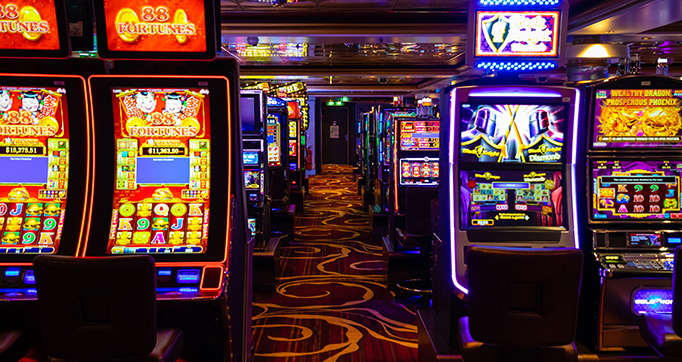 Casino winnen